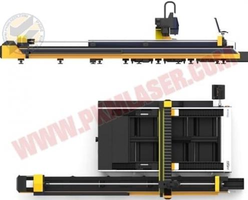 دستگاه فایبر برش فلزات HS-G3015B