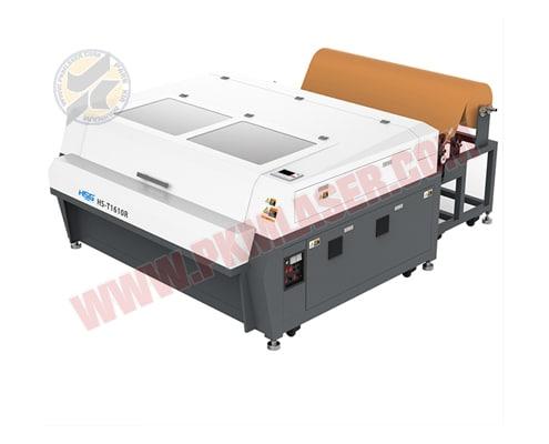 دستگاه برش اتوماتیک پارچه و چرم HS-T1610R