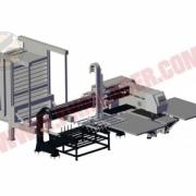 دستگاه پانچ CNC بایکال BPM-T