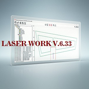 نرم افزار laser work