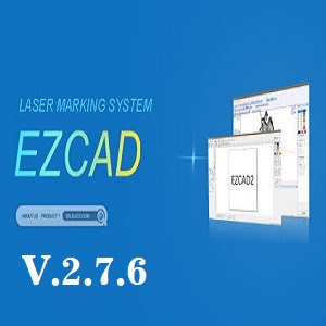 نرم افزار EZCAD V2.7.6