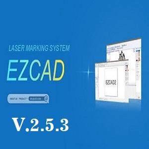 نرم افزار EZCAD V2.5.3