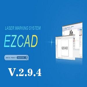 نرم افزار EZCAD V2.9.4