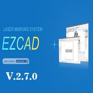 نرم افزار EZCAD V2.7.0
