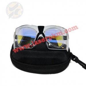 عینک محافظ اشعه لیزر