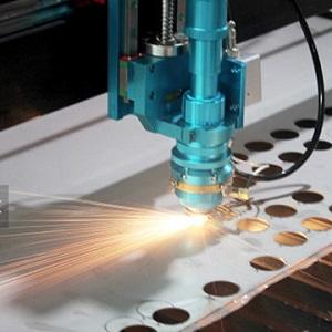 برش لیزری فلزات با دستگاه برش فایبر