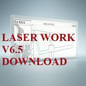 نرم افزار laser work 6.5