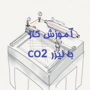 آموزش کار با لیزر co2