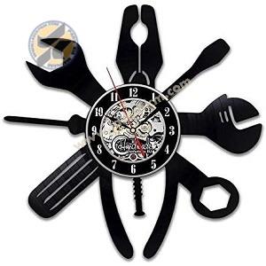 طرح لیزر ساعت ابزار